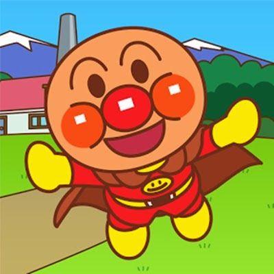 Anpaman Japan Popular Characters