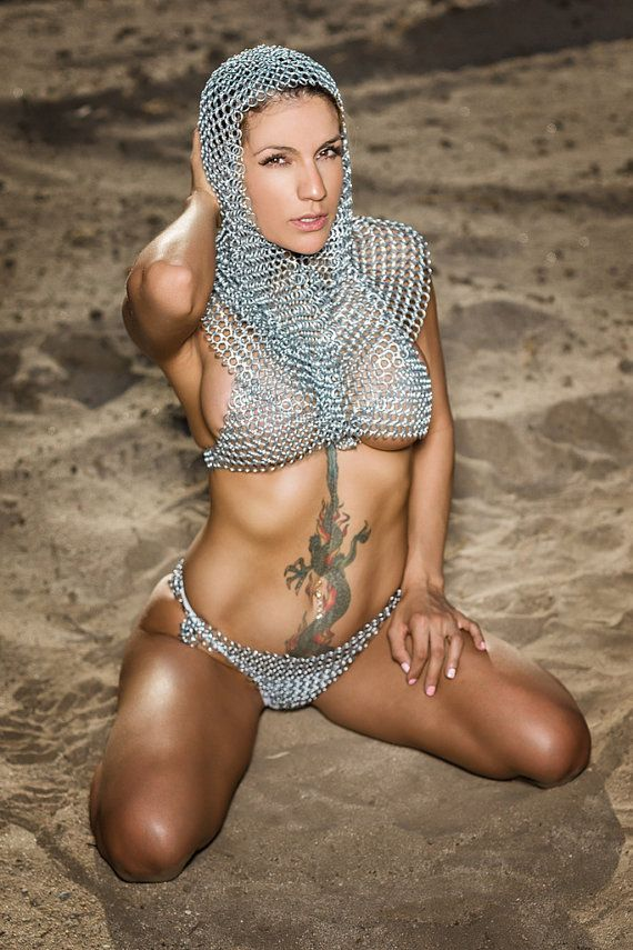 Nude in chains Nude Photos 17