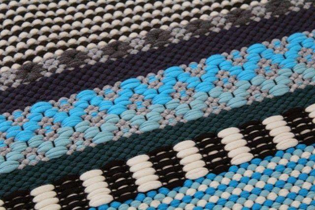 Puuvillan kesyttäjä: Uusia mattoja