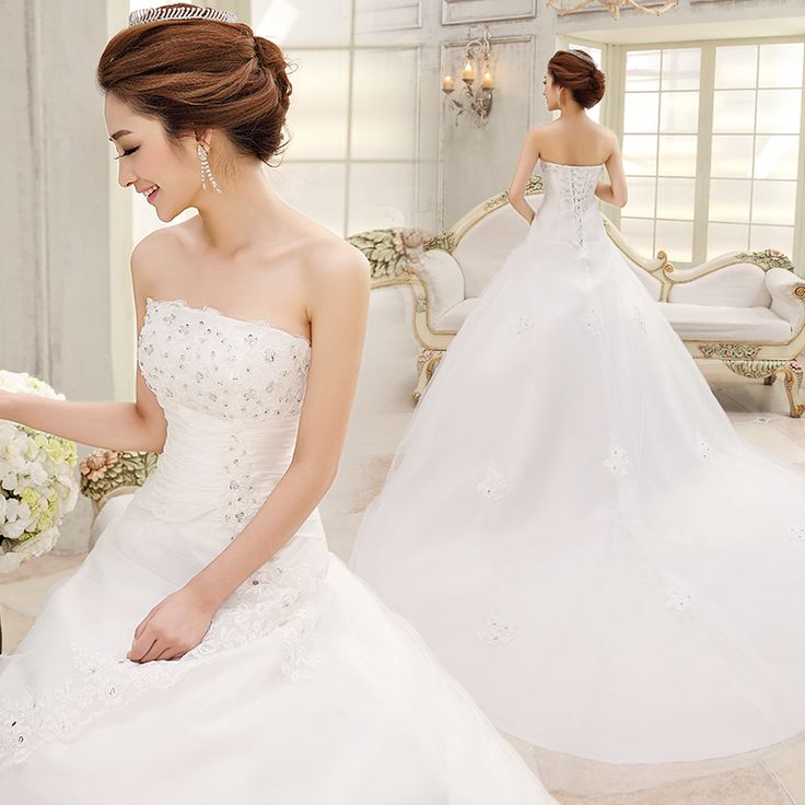 Wedding Korean Star: Más De 25 Ideas Increíbles Sobre Vestidos De Boda Coreanos