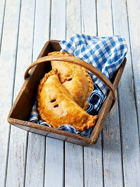 Cornish Pasties | Paul Hollywood (Note: This calls for swede which is a British term for rutabaga.)
