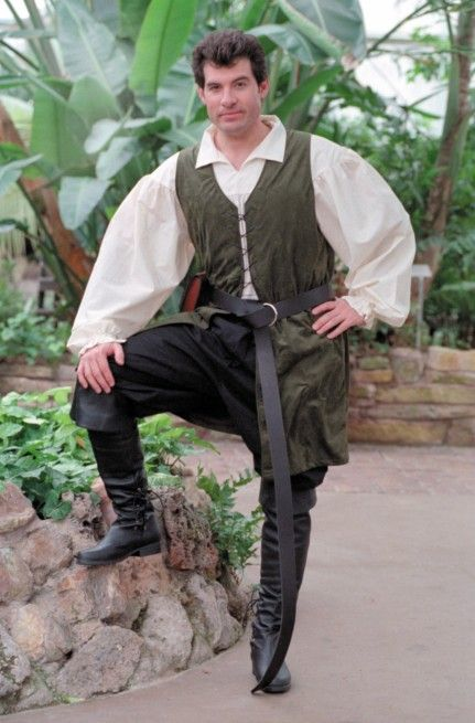 Innkeeper\u0027s Vest Renaissance Costumes, Medieval Clothing, Madrigal Costume  The Tudor Shoppe