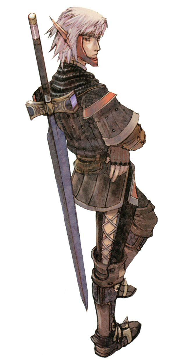 Louverance N Mistalle Art From Final Fantasy Xi Final Fantasy Xi Fantasy Art Men Fantasy Armor