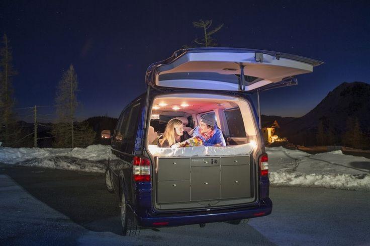 416 best images about 3 roger 39 s dream camper vw bus bulli for Bett schlafen