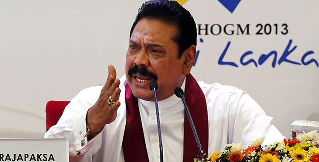 Opposition defections boost Sri Lanka leader's presidential bid