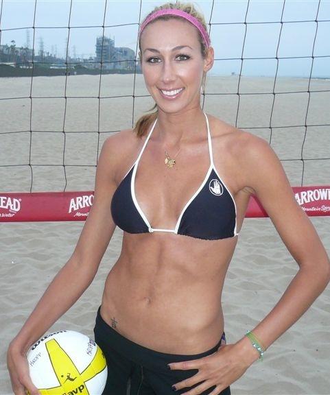 Jenny Kropp | Pro Volleyball Women | Pinterest