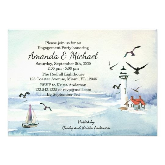 57 best Engagement Party Invitations images on Pinterest - engagement invitation cards templates