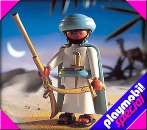 Playmobil 4521: Arab Warrior