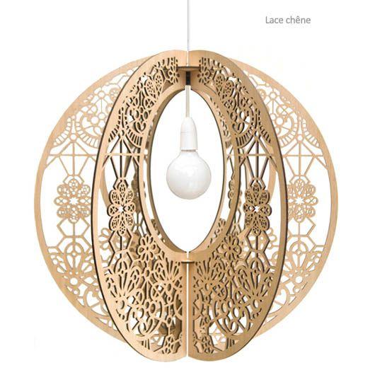 http://www.monentreedesign.com/suspension-design-en-bois-de-tasmanie-grandeliers-culture-lace-small-loz-abberton,fr,4,WDTH-LS45.cfm  <3 this light! Beautiful!
