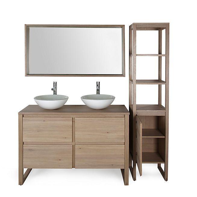 les 25 meilleures id es concernant le tableau meuble sous vasque sur pinterest meubles pour. Black Bedroom Furniture Sets. Home Design Ideas