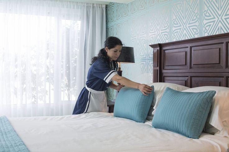 Hotel Room Service #Elounda #Crete