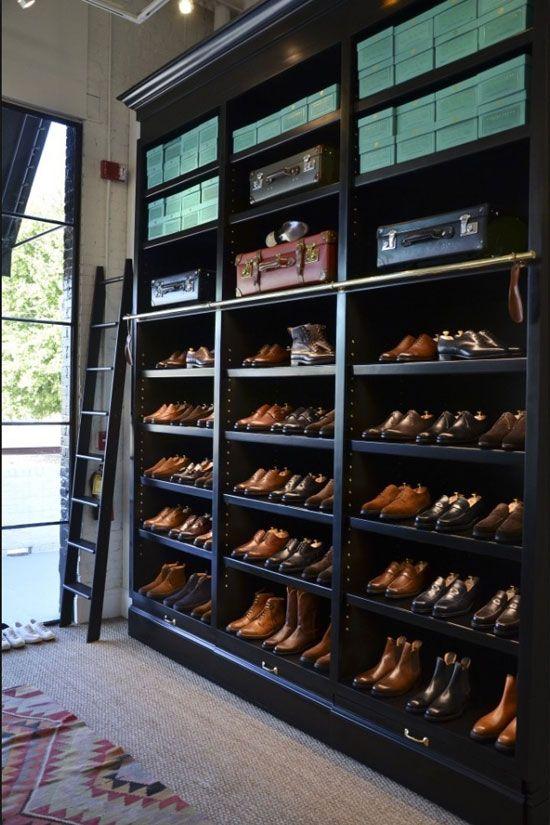 ideas for closet design