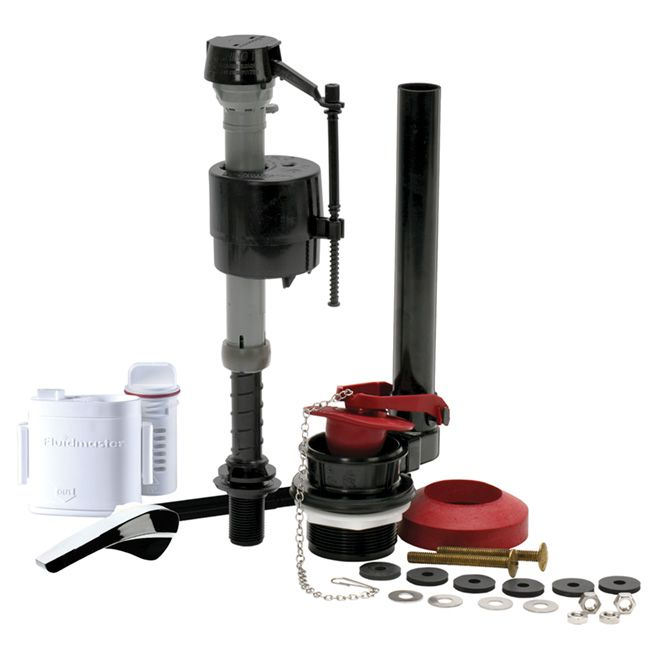Fluidmaster Complete Toilet Repair And Care Kit 400afsc Rona