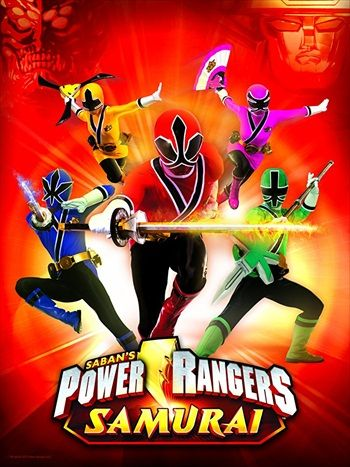 power rangers samurai clash of the red rangers full movie in hindi