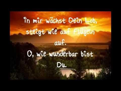 Du siehst die #Wunden  - You see the #wounds  Danny Plett Lyrics (mit Text) - YouTube