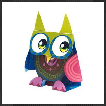 Pin By Aunt Pitty Pat On Holidays Halloween Paper Toys Paper