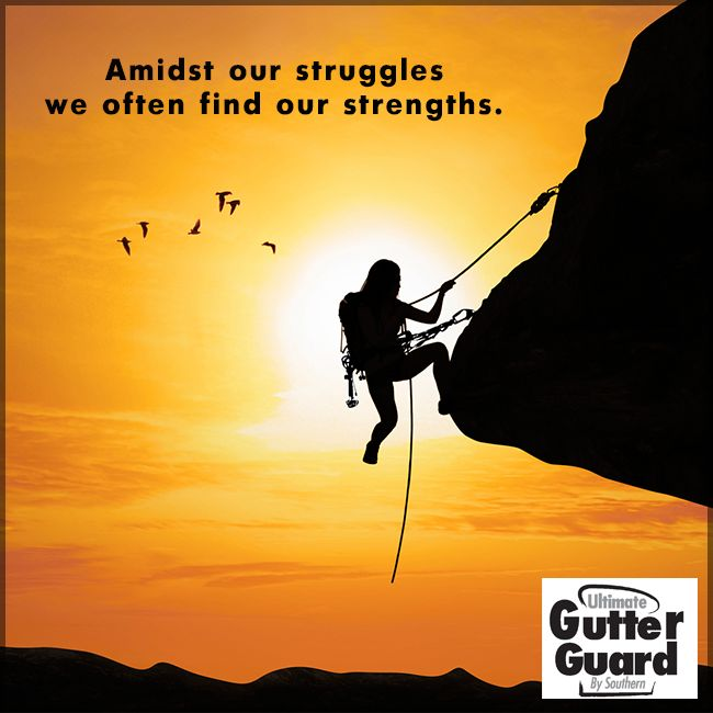 It Ll All Be Worth It In The End Gutter Guard Window Company Struggling