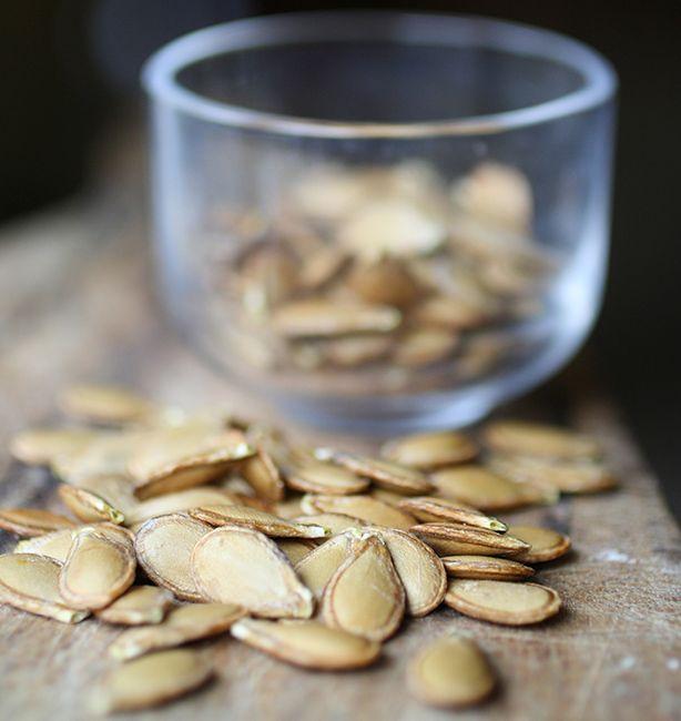 L'eleganza del seme di zucca | http://www.ilpastonudo.it/cose-di-base/leleganza-del-seme-di-zucca/