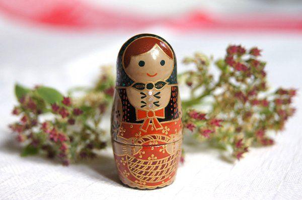 十代目 ジリア Gillia wearing German traditional clothes