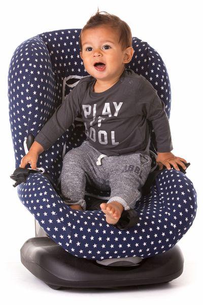 Bijpassende hoezen voor je grote autostoel