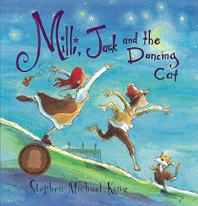 Unit of work for Year 1 by Charlotte Bouman on Milli, Jack and the Dancing Cat by Stephen Michael King.