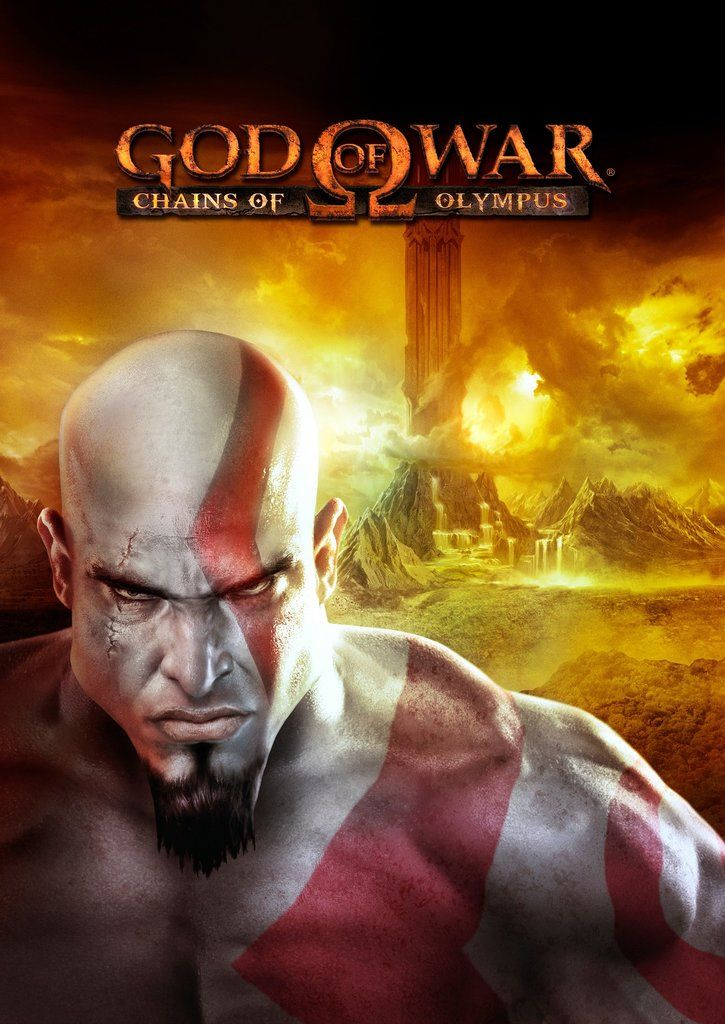 God of War: Chains of Olympus Poster | God of war | God of