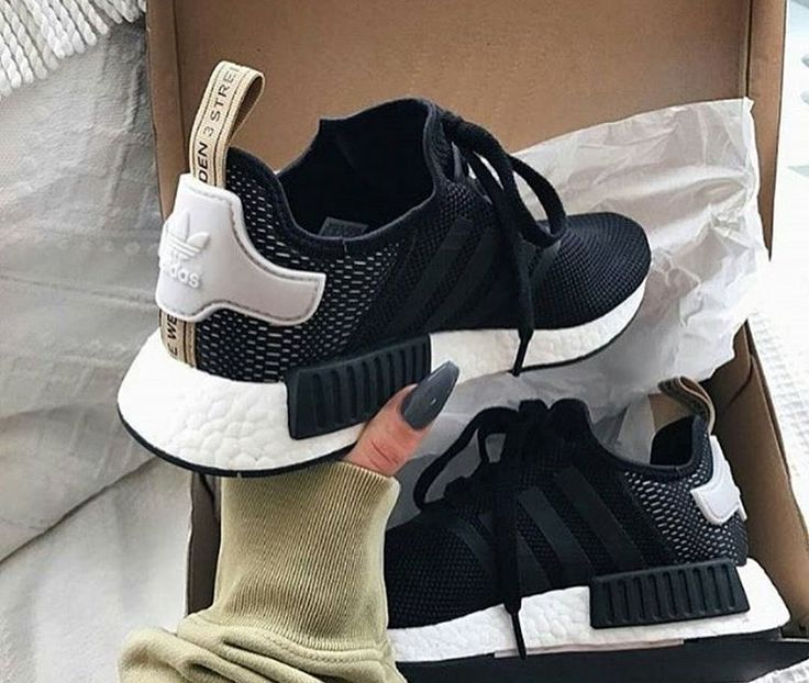 These Adidas NMDs are gorgeous...finally got my self a pair of these exact shoes after waiting a long time