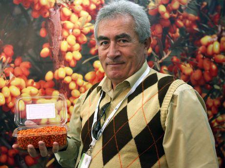 Alexandru Vulpe_RZV- cel mai mare producator de catina din Romania