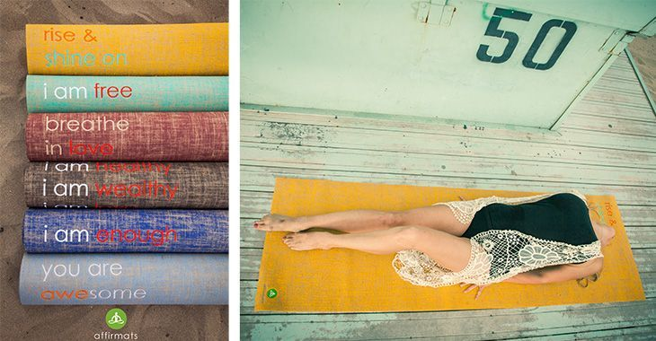 6 Eco-Friendly Yoga Mats for a Healthier Practice. >> Find out more by visiting the photo