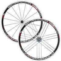 Campagnolo Scirocco 35 Black Clincher Wheels Pair