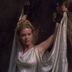 Judi Bowker in Clash of the Titans