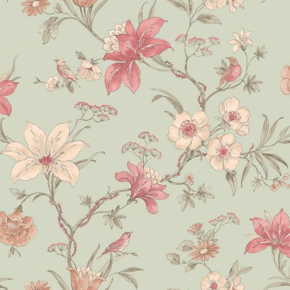 New Country House Collection - Secret Garden Belsay wallpaper http://www.firedearth.com/wallpaper/range/secret-garden