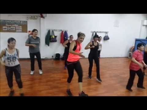 ZUMBA-Instructora: Den Crisel- Alternativa Gym-Liniers-Argentina