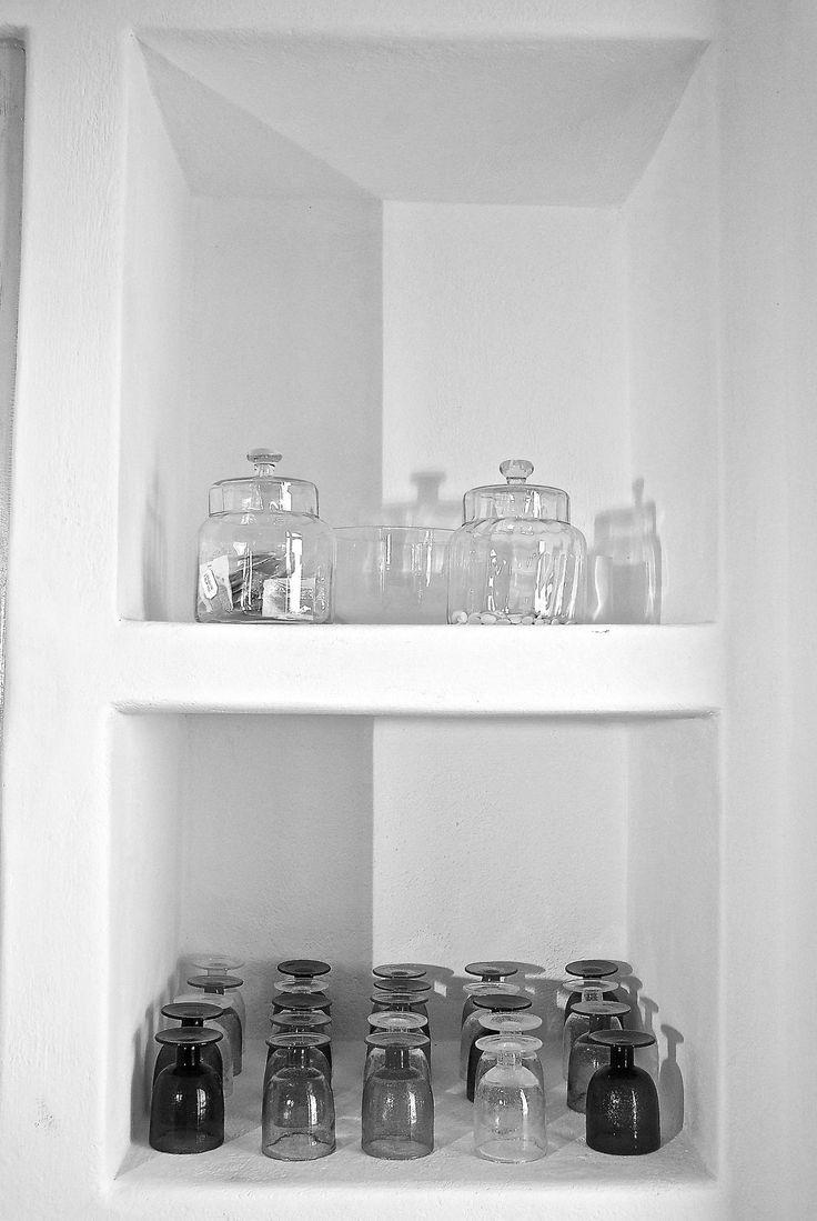 Glasses   A transparent collection