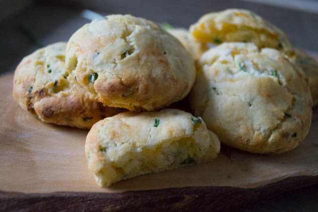 Hartige scones glutenvrij | Foodaholic.nl