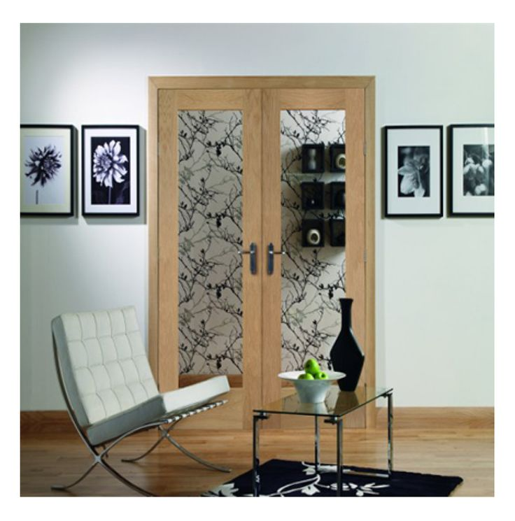 Choose Spacious Verity and Modern Design with French #Doors  #interiordesign #homeImprovement #Christmas