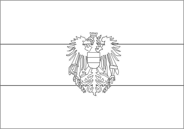 Wappen Ausmalbilder Osterreich Image Gallery