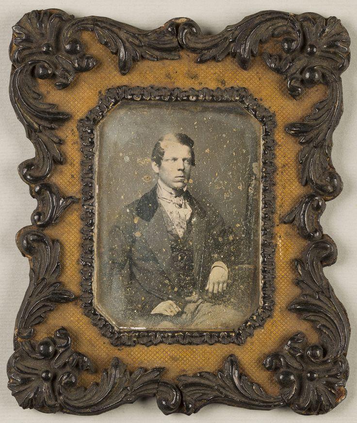 Portrait of a young man | Uměleckoprůmyslové museum, Praha, Czech Republic | Public Domain