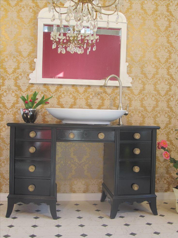Schön Badmöbel Landhaus   Das Badezimmer Soll In Einem Ganz Besonderen Stil  Eingerichtet Werden, So Wie
