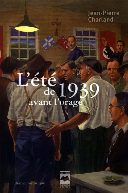 L'été de 1939 est chaud. Montréal connaît une vague de chaleur alors que de l'autre côté de l'Atlantique, l'orage se dessine : l'Europe semble se diriger vers une guerre inévitable. Au Canada, l'opinion publique est divisée; les francophones, dont plusieurs affichent une sympathie ouverte pour les régimes fascistes, réclament que le pays s'abstienne de toute intervention alors que la majorité anglaise souhaite un engagement aux côtés de la mère patrie.Sur cette toile de fond menaçante et…