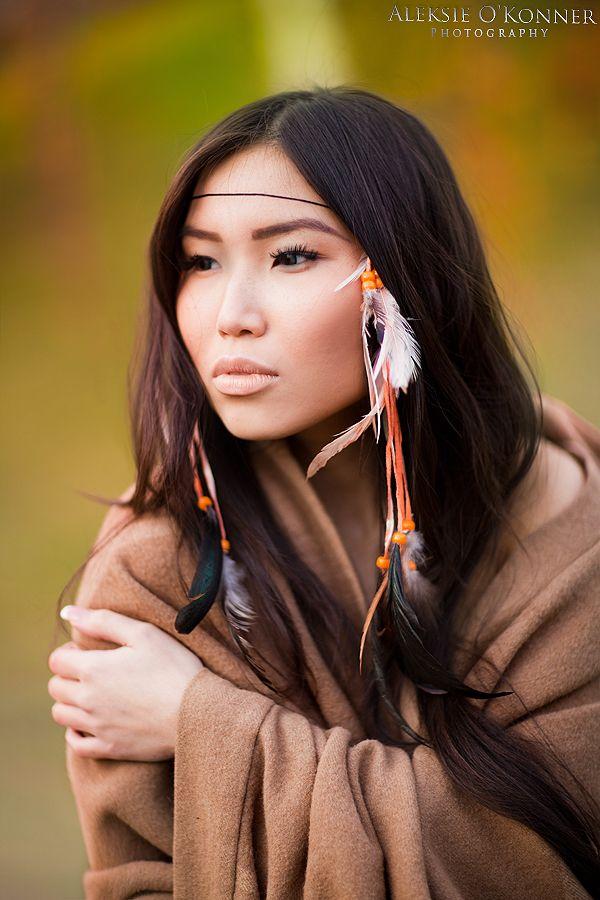 Pocahontas by Aleksie.deviantart.com on @deviantART