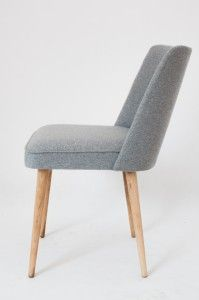 krzesło design lata 60 odnowione domove love