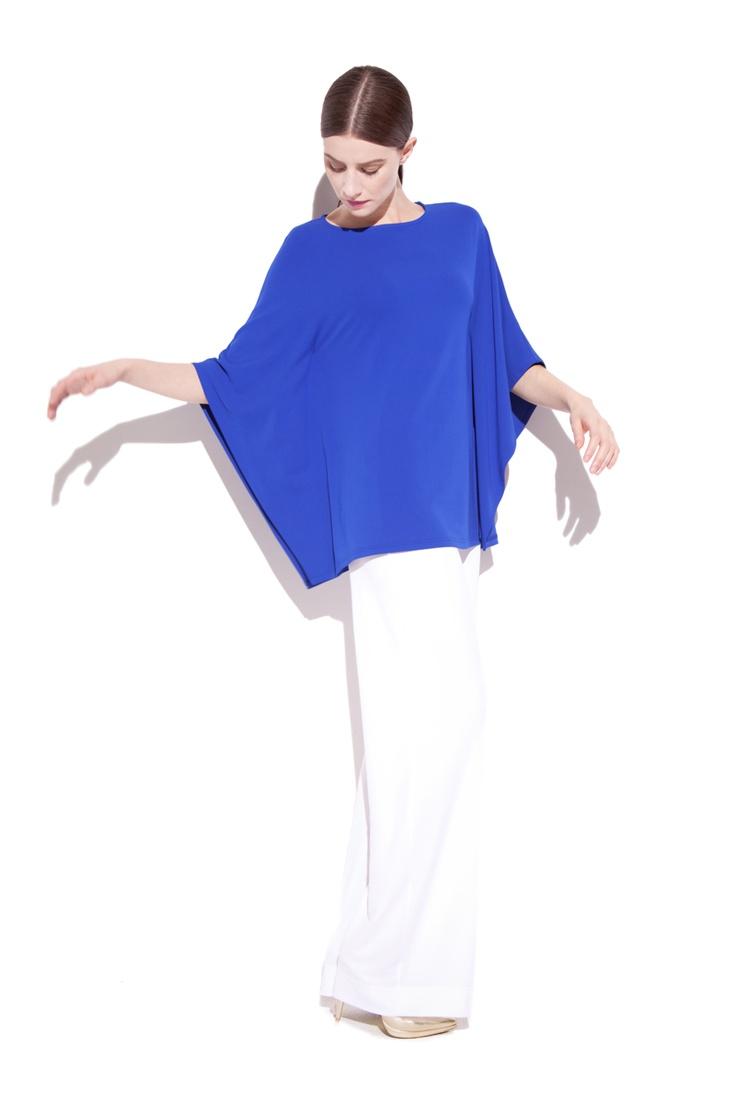Kimi Ocean Blue Top