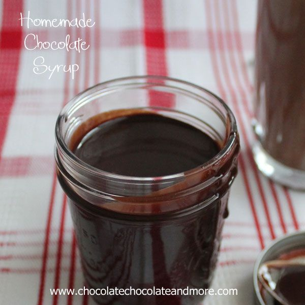 Homemade Chocolate Syrup, why buy it when making it is so easy! I have to tell you this is not my recipe. I found it Over at The Slow Roasted Italian. I wasn't even going to share it. I made it to use for my Crepes with Caramelized Apples. You see, I don't keep Chocolate …