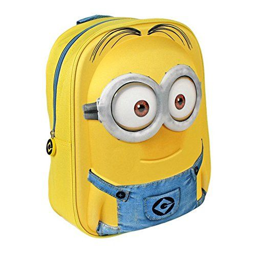Despicable Me Minions Dave 3D EVA Backpack