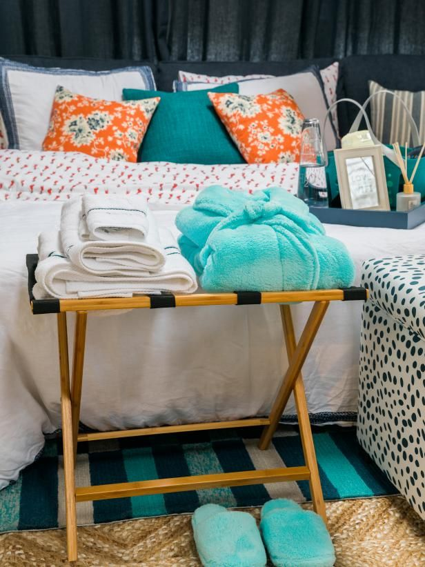 Creating a Temporary Guest Room in the
