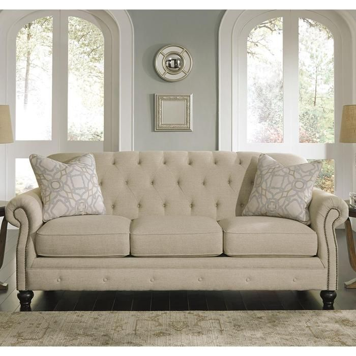 Kieran Sofa In Natural   Nebraska Furniture Mart