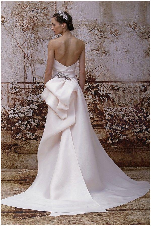 943 best novias con estilo images on pinterest wedding for Monique lhuillier bridal designers