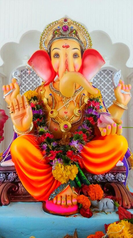 God Ganesha Ganpati Bappa Camera Creation