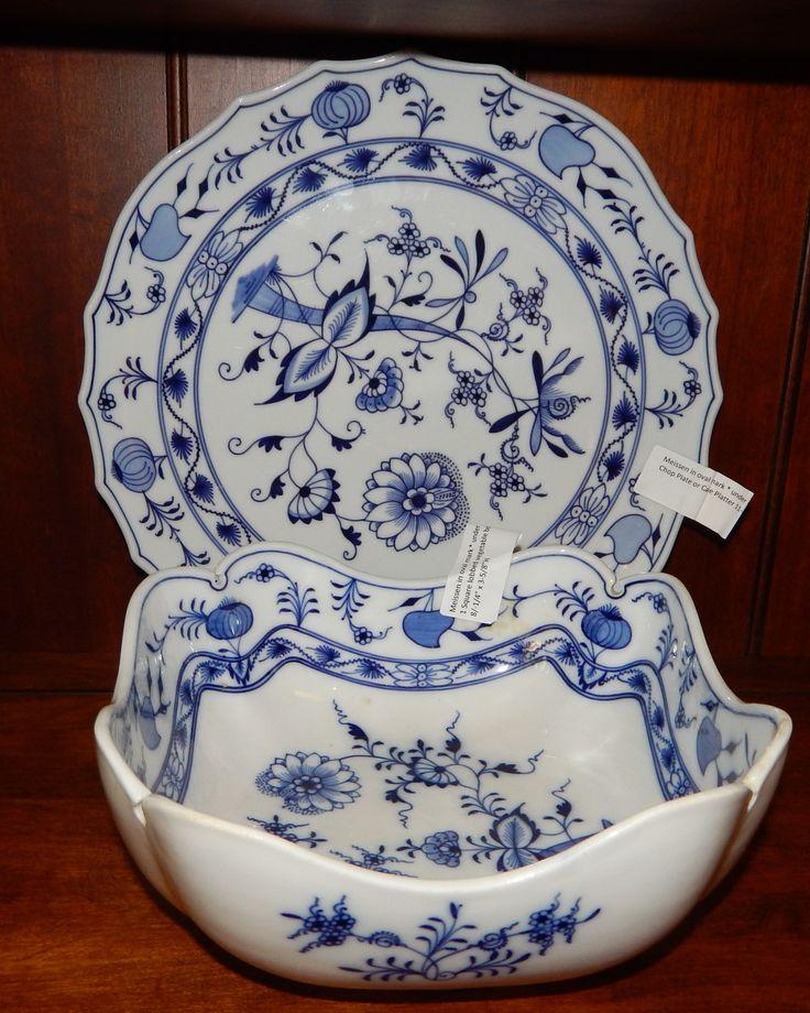 Meissen Blue Onion China